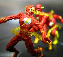 The Flash by kaylarenee