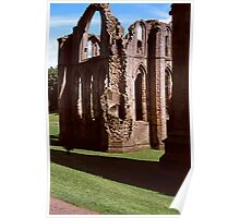 Fountains Abbey 3 Poster
