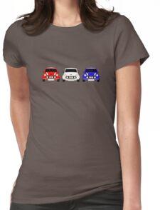 Mini Magic Womens Fitted T-Shirt