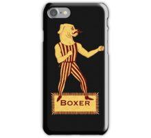 Boxer Dog Bonzo Bones iPhone Case/Skin