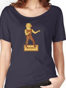 Boxer Dog Bonzo Bones Women's Relaxed Fit T-Shirt