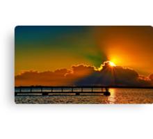 """""""Daybreak Splendor"""" Canvas Print"""