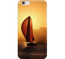 A race home iPhone Case/Skin