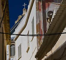 Albufeira's Layers of Colour by wavecult