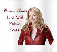 OUAT - Emma Swan Poster