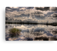 Reflections..... Canvas Print