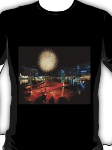 Fireworks By The Bay T-Shirt