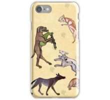 Medieval Dogs iPhone Case/Skin