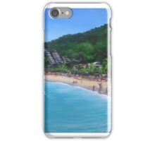 Noosa Fun  Noosa Heads Qld Painting iPhone Case/Skin