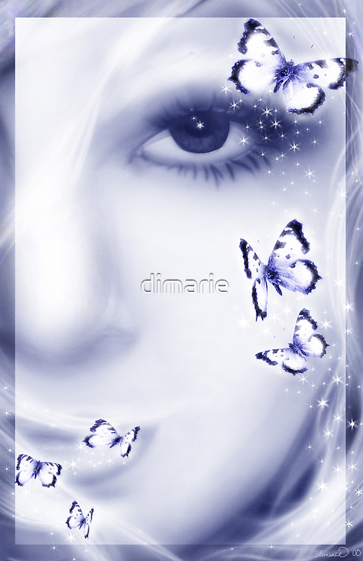 Gothic Angel  by dimarie