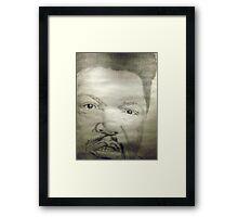Robert F. Williams Framed Print