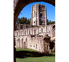 Fountains Abbey 8 Photographic Print