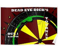 dead eye dick's Poster