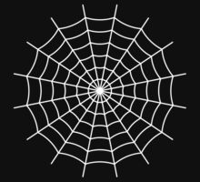 Spider Web - White by Jenny Zhang