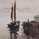 Harbour by Jean Cowan