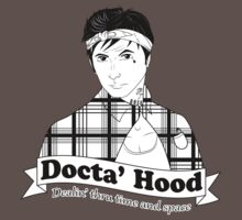 Docta' Hood - Dealin' thru Time & Space by fezoctavio