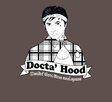 Docta' Hood - Dealin' thru Time & Space Unisex T-Shirt