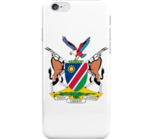 Coat of Arms of Namibia iPhone Case/Skin