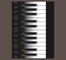 Piano - 2 Octaves Kids Clothes