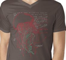 jelly for your thoughts? v.W Mens V-Neck T-Shirt