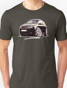 Skoda Fabia vRS Black T-Shirt
