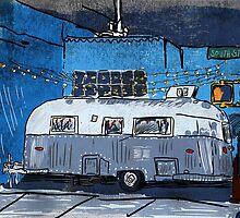 El Luchador Airstream by mikebone