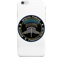 SF Ranger HALO iPhone Case/Skin