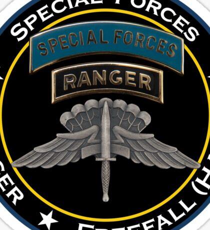 SF Ranger HALO Sticker