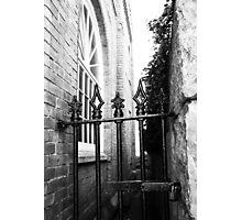Narrow Photographic Print