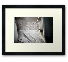 Flow Of Motion 2 Framed Print