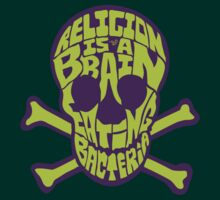 BACTERIA OF RELIGION (color2) by Tai's Tees by TAIs TEEs