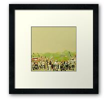 Museum of Tolerance Framed Print