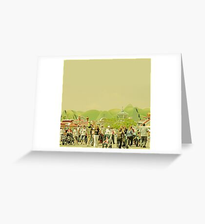 Museum of Tolerance Greeting Card