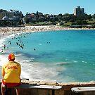 Coogee Lifeguard  by Amanda Cole