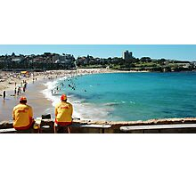 Coogee Lifeguard  Photographic Print
