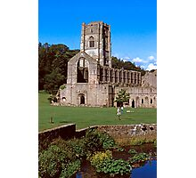 Fountains Abbey 11 Photographic Print