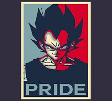 """Vegeta """"PRIDE"""" Poster  T-Shirt"""