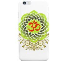 OM-Veda Mantra iPhone Case/Skin