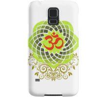 OM-Veda Mantra Samsung Galaxy Case/Skin