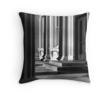 U.S. Customs House No. 2, Charleston, SC Throw Pillow