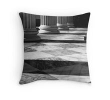 U.S. Customs House No. 1, Charleston, SC Throw Pillow