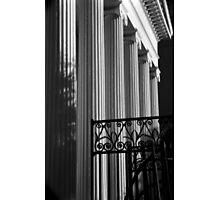 Hibernian Iron & Columns No. 4 Photographic Print