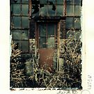 Bethlehem Steel Doorway by Steven Godfrey