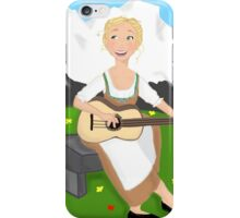The Hills Are Alive!  iPhone Case/Skin