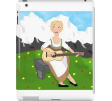 The Hills Are Alive!  iPad Case/Skin