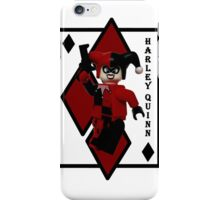 Lego Harley Quinn iPhone Case/Skin