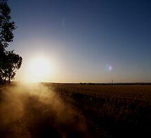 Northam Sun Sets by Richard Owen