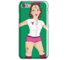 Line Drive iPhone Case/Skin