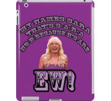Jimmy Fallon EW! iPad Case/Skin
