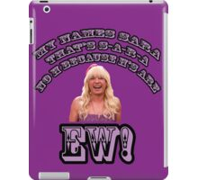 Jimmy Fallon EW! iPad Case/Skin